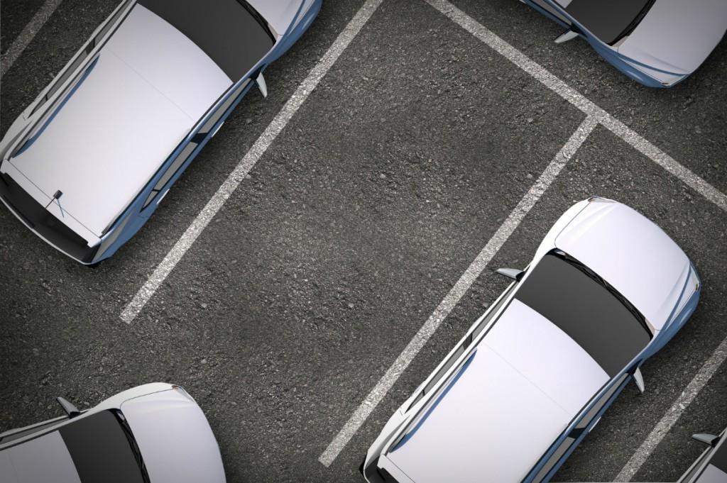Trabajos en aparcamientos y estaciones de estacionamiento