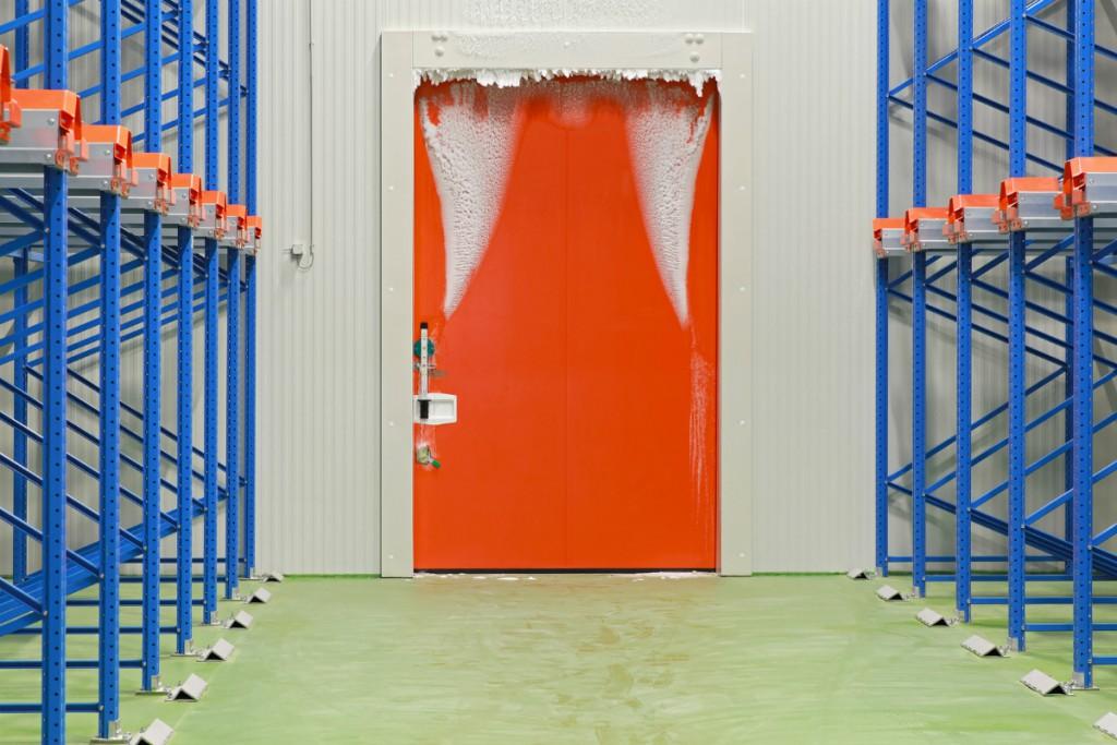 Seguridad y salud en cámaras frigoríficas