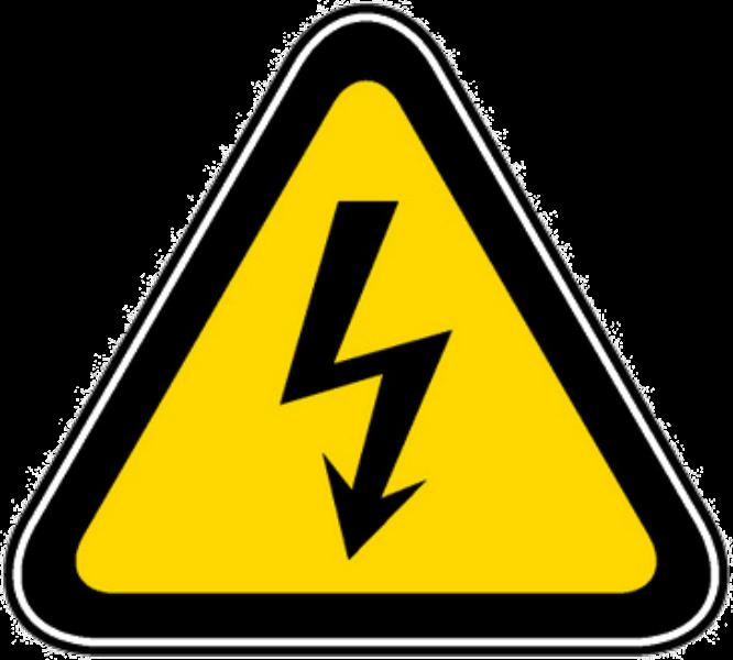Riesgo eléctrico (R.D. 614/2001)