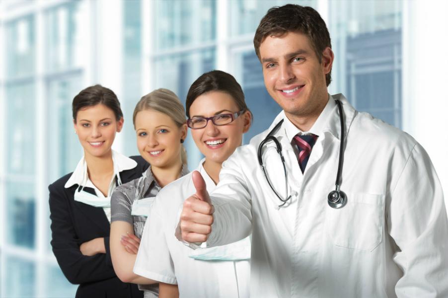 Riesgos laborales en personal sanitario