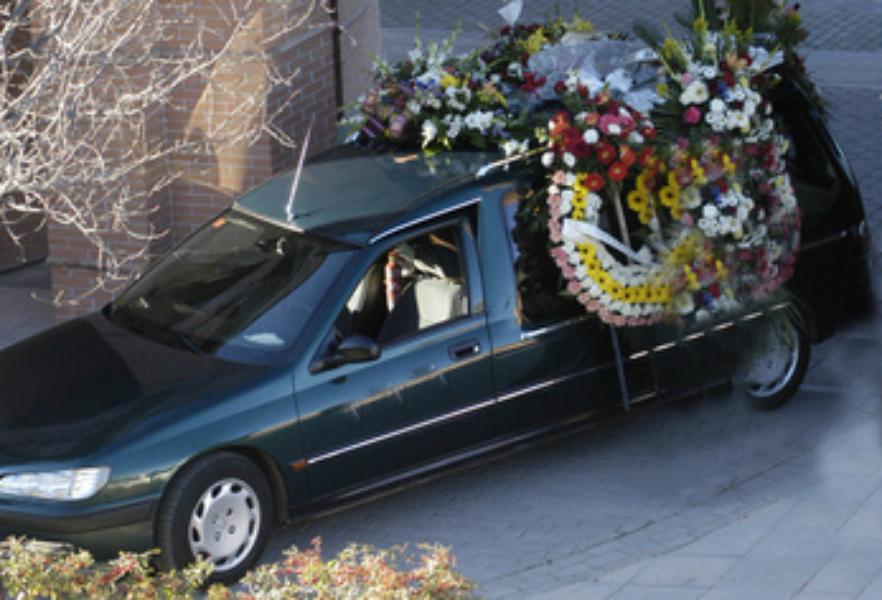 Servicios funerarios: brigadas de cementerios