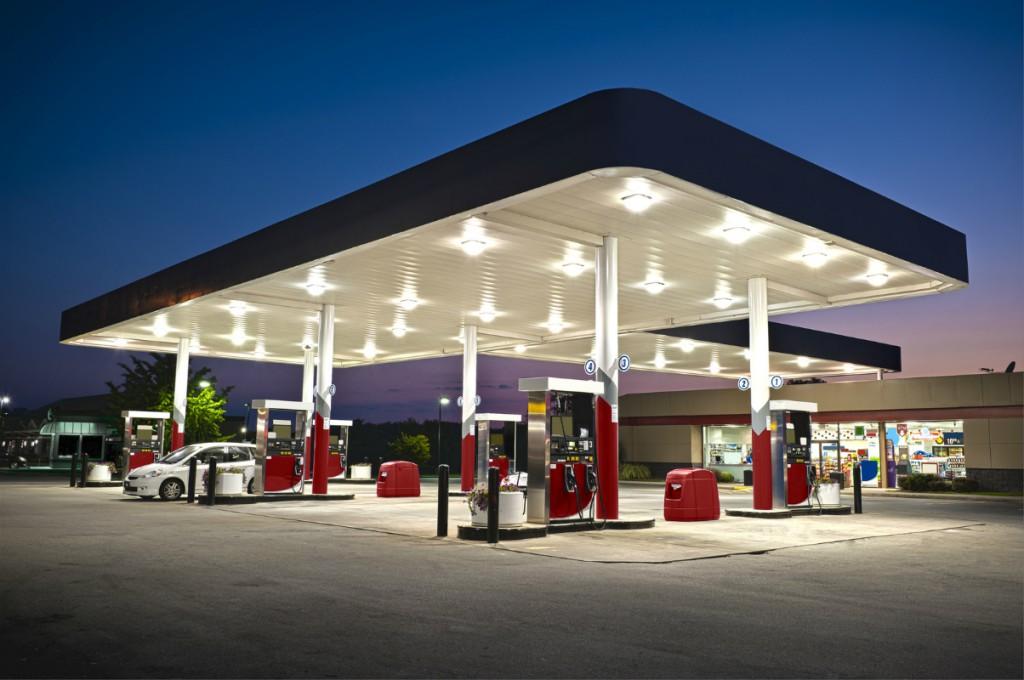 Trabajos en gasolineras y estaciones de servicio