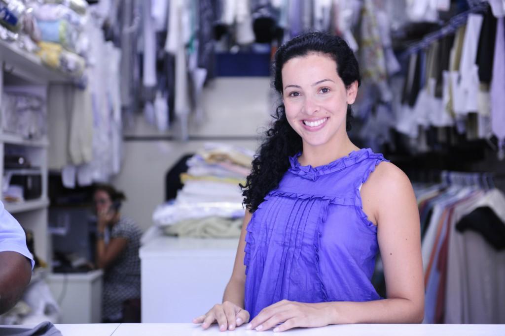 Seguridad en el sector de lavanderías y tintorerías