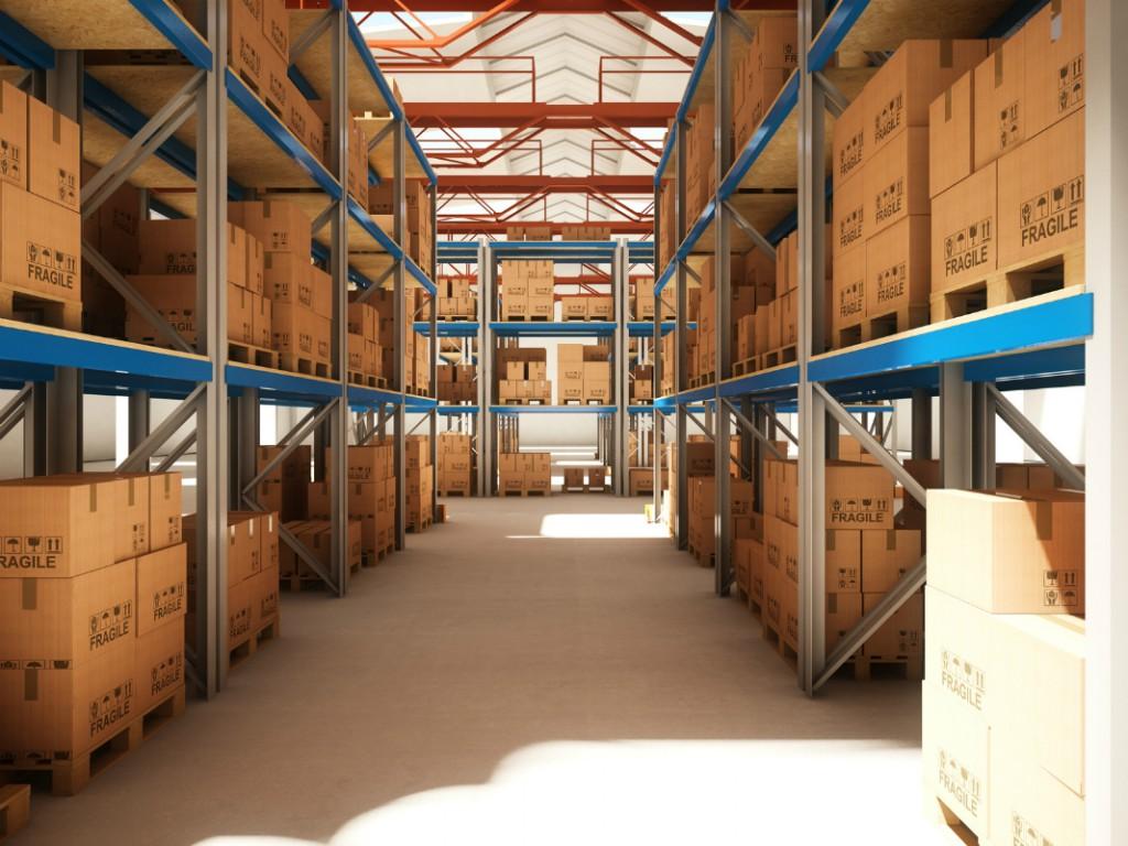 Seguridad en el sector de logística y almacén