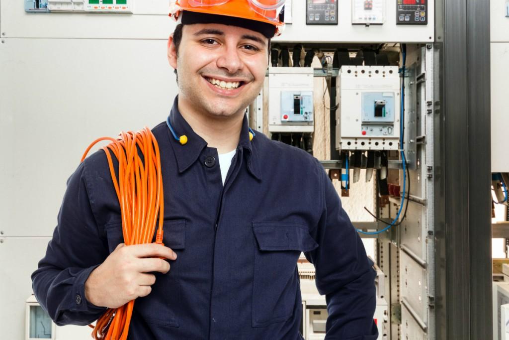 Trabajos en instalaciones eléctricas