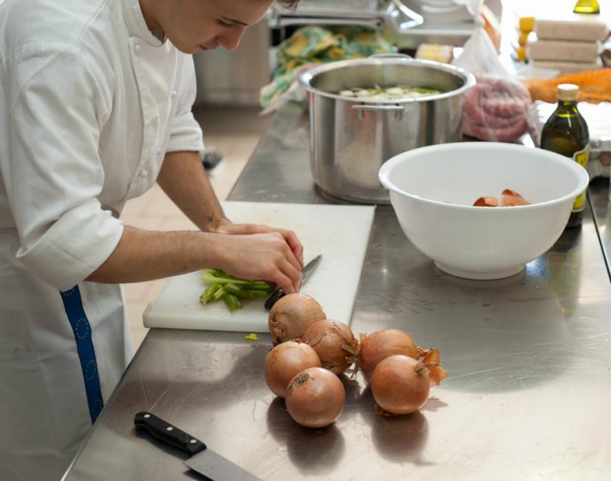 Trabajos en cocina