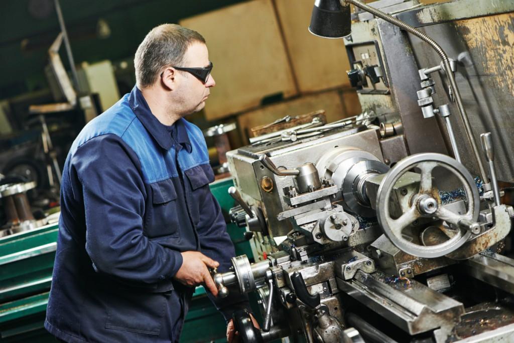 Seguridad y salud en talleres de mecanizado