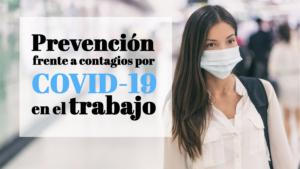 Prevención frente a la COVID-19